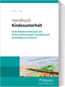 Ansgar Fischer: Handbuch Kindesunterhalt, Buch
