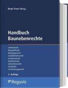 Sebastian Pelzer: Handbuch Baunebenrechte, Buch