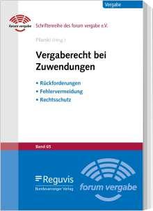 Dagmar Baecker: Vergaberecht bei Zuwendungen, Buch