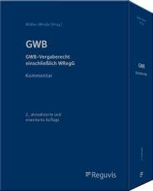 Robin Ricken: GWB - Kommentar, Buch