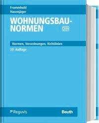 Hanns Frommhold: Wohnungsbau-Normen, Buch