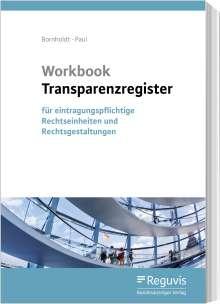 Karsten Bornholdt: Workbook Transparenzregister, Buch