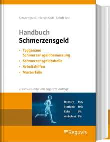 Hans-Peter Schwintowski: Handbuch Schmerzensgeld, Buch