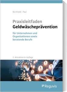 Karsten Bornholdt: Praxisleitfaden Geldwäscheprävention, Buch