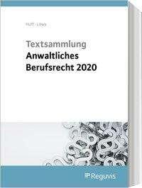 Textsammlung anwaltliches Berufsrecht, Buch