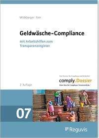 Tobias Mildeberger: Geldwäsche-Compliance, Buch