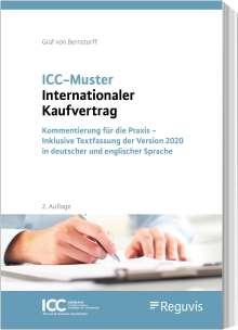 Christoph Graf von Bernstorff: ICC-Muster Internationaler Kaufvertrag, Buch