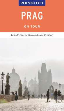 Gunnar Habitz: POLYGLOTT on tour Reiseführer Prag, Buch