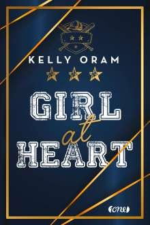 Kelly Oram: Girl At Heart, Buch