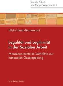 Legalität und Legitimität in der Sozialen Arbeit, Buch