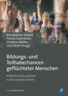 Wassilios Baros: Bildungs- und Teilhabechancen geflüchteter Menschen, Buch