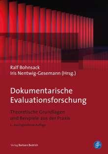 Dokumentarische Evaluationsforschung, Buch