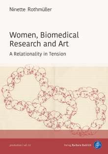 Ninette Rothmüller: Women, Biomedical Research and Art, Buch