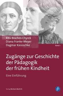 Rita Braches-Chyrek: Zugänge zur Geschichte der Pädagogik der frühen Kindheit, Buch