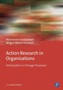 Marianne Kristiansen: Action Research in Organizations, Buch