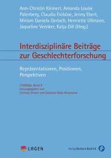 Interdisziplinäre Beiträge zur Geschlechterforschung, Buch