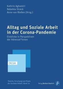 Alltag und Soziale Arbeit in der Corona-Pandemie, Buch