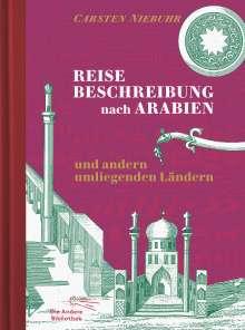Carsten Niebuhr: Reisebeschreibung nach Arabien und andern umliegenden Ländern, Buch