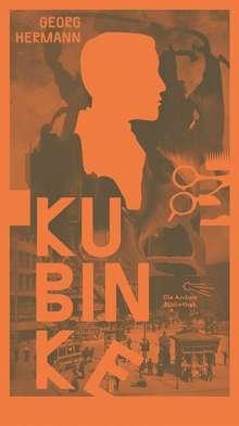Georg Hermann: Kubinke, Buch