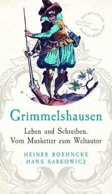 Heiner Boehncke: Grimmelshausen, Buch