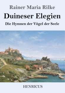 Rainer Maria Rilke: Duineser Elegien, Buch