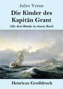 Jules Verne: Die Kinder des Kapitän Grant (Großdruck), Buch