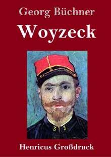 Georg Büchner: Woyzeck (Großdruck), Buch