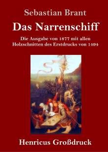 Sebastian Brant: Das Narrenschiff (Großdruck), Buch