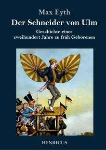 Max Eyth: Der Schneider von Ulm, Buch