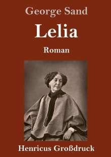 George Sand: Lelia (Großdruck), Buch