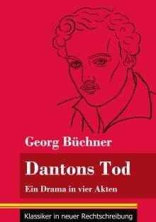 Georg Büchner: Dantons Tod, Buch
