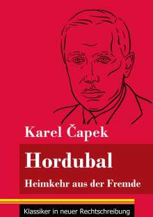 Karel Capek: Hordubal, Buch
