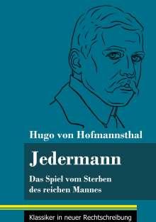 Hugo Von Hofmannsthal: Jedermann, Buch