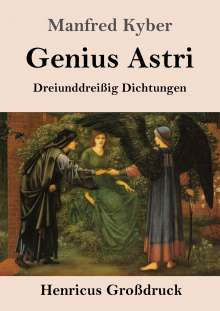 Manfred Kyber: Genius Astri (Großdruck), Buch