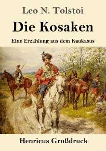 Leo N. Tolstoi: Die Kosaken (Großdruck), Buch