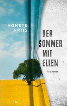 Agnete Friis: Der Sommer mit Ellen, Buch