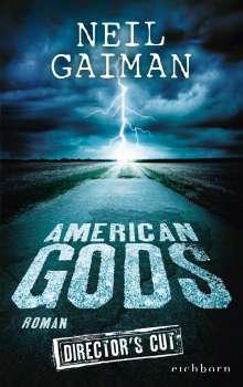 Neil Gaiman: American Gods, Buch