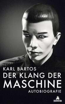 Karl Bartos: Der Klang der Maschine, Buch