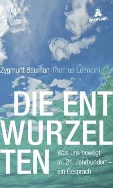 Zygmunt Bauman: Die Entwurzelten, Buch