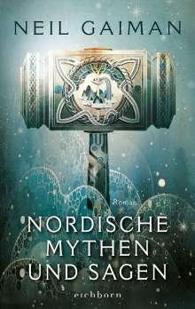 Neil Gaiman: Nordische Mythen und Sagen, Buch