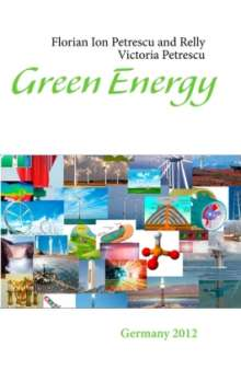 Relly Victoria Petrescu: Green Energy, Buch