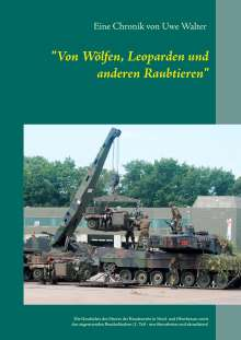 """Uwe Walter: """"Von Wölfen, Leoparden und anderen Raubtieren"""", Buch"""