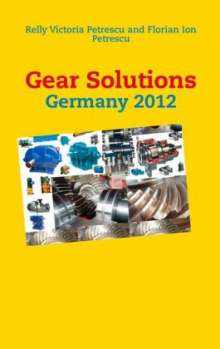 Relly Victoria Petrescu: Gear Solutions, Buch