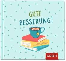 Gute Besserung!, Buch