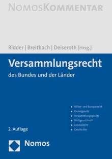 Versammlungsrecht, Buch