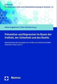 Prävention und Repression im Raum der Freiheit, der Sicherheit und des Rechts, Buch