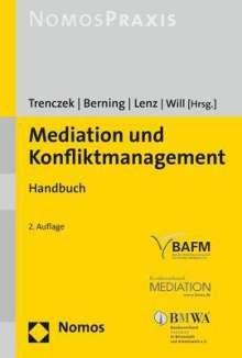 Mediation und Konfliktmanagement, Buch