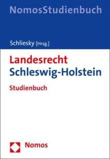 Landesrecht Schleswig-Holstein, Buch