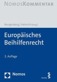 Europäisches Beihilfenrecht, Buch