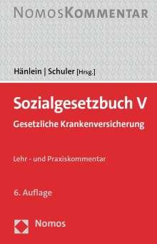 Sozialgesetzbuch V, Buch